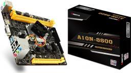 Płyta główna Biostar Biostar A10N-8800E, Ver. V6.x, AMD FX8800P