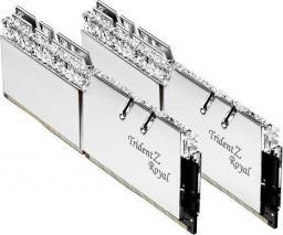 Pamięć G.Skill Trident Z Royal, DDR4, 16 GB,3000MHz, CL16 (F4-3000C16D-32GTRS)