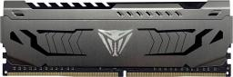 Pamięć Patriot Viper Steel, DDR4, 16 GB, 3200MHz, CL16 (PVS416G320C6)