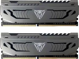 Pamięć Patriot Viper Steel, DDR4, 16 GB, 3000MHz, CL16 (PVS416G300C6K)
