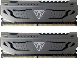 Pamięć Patriot Viper Steel, DDR4, 16 GB, 3200MHz, CL16 (PVS416G320C6K)