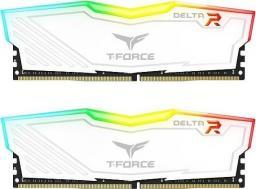 Pamięć Team Group Delta, DDR4, 16 GB,3000MHz, CL16 (TF4D416G3000HC16CDC01)