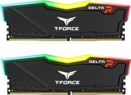 Pamięć Team Group Delta, DDR4, 16 GB, 3200MHz, CL16 (TF3D416G3200HC16CDC01)