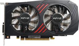 Karta graficzna KFA2 GTX 1060 OC 6GB REDBLACK, 6GB GDDR5X (60NRJ7DSX1PK)