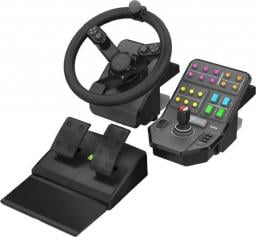 Logitech Kierownica G Saitek Heavy Equipment Bundle Farm Sim Controller (945-000062)