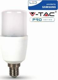 V-TAC V-TAC Żarówka LED VT-248 SAMSUNG CHIP 8W E14 T37 Plastikowa 3000K
