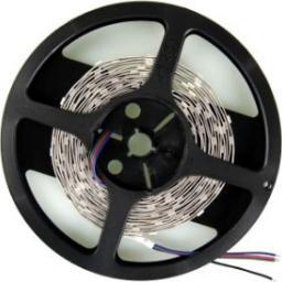 Taśma LED Whitenergy SMD5050 5m 120szt./m 28.8W/m 12V RGB multikolor (10246)