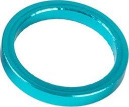 Accent Podkładka dystansowa sterów aluminiowa 5mm niebieskie uniwersalny
