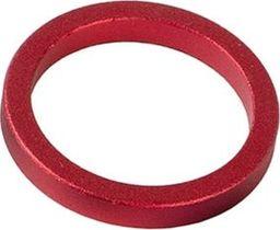 Accent Podkładka dystansowa sterów aluminiowa 10mm czerwone uniwersalny