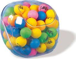 Joola Piłeczki tenis stołowy JOOLA 42176 Fan-Box kolorowe 1 sztuka uniwersalny