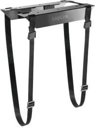 LogiLink Regulowany uchwyt na komputer pod biurko