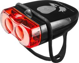MacTronic Lampa tylna Falcon Eye FLEA ładowalna USB uniwersalny