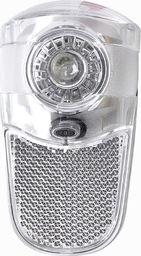 XC Light Lampa przednia XC Light - 779 na baterie, 1 super LED, 2 funkcje uniwersalny