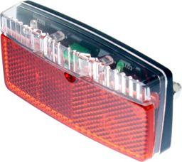 XC Light Lampa tylna na bagażnik 120  2 diody LED sensor na baterie uniwersalny