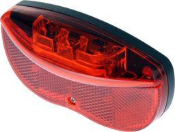 XC Light Lampa tylna na bagażnik XC Light - 986  2 diody LED , na tradycyjną prądnicę 6V/2,4W uniwersalny