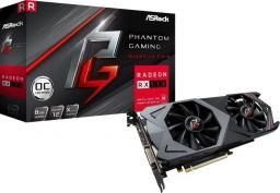Karta graficzna ASRock Phantom Gaming X Radeon RX 590 OC, 8GB GDDR5 (PG X Radeon RX590 8G OC)