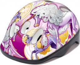 B-skin Kask Kidy Unicorn fioletowy r. 44-48cm