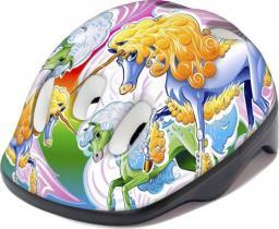 B-skin Kask Kidy Unicorn rainbow r. 44-48cm