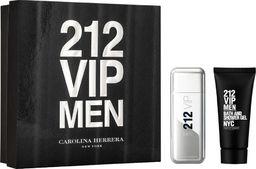 Carolina Herrera Zestaw 212 VIP Men