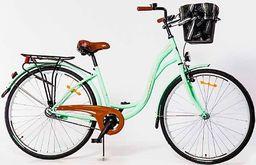 """Storm Rower miejski 28"""" Amsterdam 1-biegowy miętowy uniwersalny"""