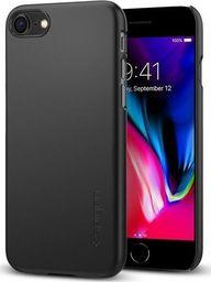 Spigen Nakładka Thin Fit do Apple iPhone 7/8 czarna