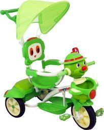 Alexis baby mix Rower trójkołowy UR-JG859 PAJACYK zielony uniwersalny