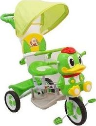 Alexis baby mix Rower trójkołowy UR-ET-A27 KACZOREK zielony uniwersalny