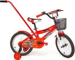 """Rock Rower dla dzieci Spark 20"""" czerwony uniwersalny"""