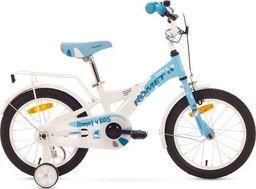 """Romet Rower dla dzieci Diana Y 16"""" niebiesko-biały 2015 uniwersalny"""