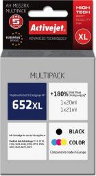Activejet Tusz AH-M652RX (black + color)