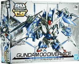 Figurka SD Gundam BANDAI Cross Silhouette OO Diver Ace