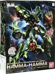 Figurka RE 1/100 Gundam BANDAI Hamma-Hamma