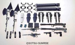 Figurka 1/100 MG Gundam BANDAI Rx-0 Full Armor Unicorn Ver. Ka