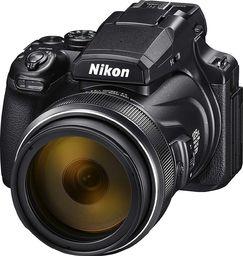 Aparat cyfrowy Nikon Aparat Nikon VQA060EA (Osłona przeciwwiatrowa, Pasek, Pokrywa na obiektyw; kolor czarny)