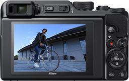 Aparat cyfrowy Nikon Aparat Nikon COOLPIX A1000 Black VQA080EA (Kabel USB, Pasek; kolor czarny)