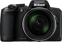 Aparat cyfrowy Nikon Aparat Nikon COOLPIX B600 VQA090EA (kolor czarny)