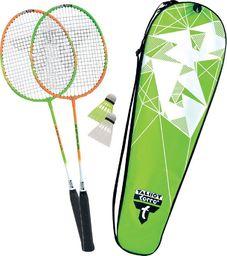 Talbot Torro Zestaw badminton Talbot Attacker 2 rakietki + 2 lotki uniwersalny