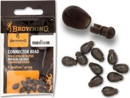Browning Koraliki laczace zielone 10szt (3371002)
