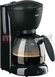 Ekspres przelewowy Braun KF 560 Cafe House black (634454)