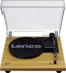 Gramofon Lenco Gramofon LENCO LS-10WD (kolor drewna)