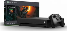 Microsoft Xbox One X 1TB + Shadow Of The Tomb Raider