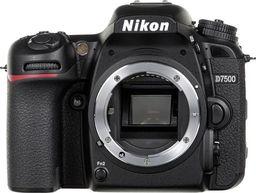 Lustrzanka Nikon D7500 Body (DX)