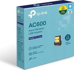 Karta sieciowa TP-LINK Karta sieciowa TP-LINK T2U Nano (USB 2.0)