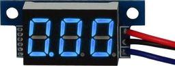 Miernik napięcia woltomierz blue LCD 0-30V uniwersalny (LC17)