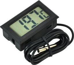 Cyfrowy termometr sonda wyświetlacz LCD 1m sonda uniwersalny