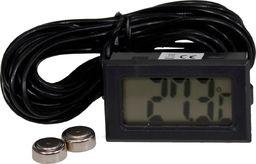Cyfrowy termometr sonda wyświetlacz LCD z sondą 5m! uniwersalny