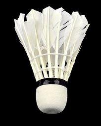 Piórowa lotka świecąca LED badminton uniwersalny