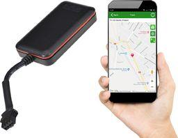 Moduł GPS Deaoke Lokalizator GPS Wodoodporny Auto/Motocykl uniwersalny