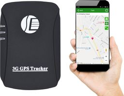Moduł GPS Deaoke Lokalizator tracker mobilny 3G GPS uniwersalny