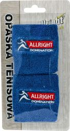 Allright Opaska Allrightna rękę 7cm blue uniwersalny